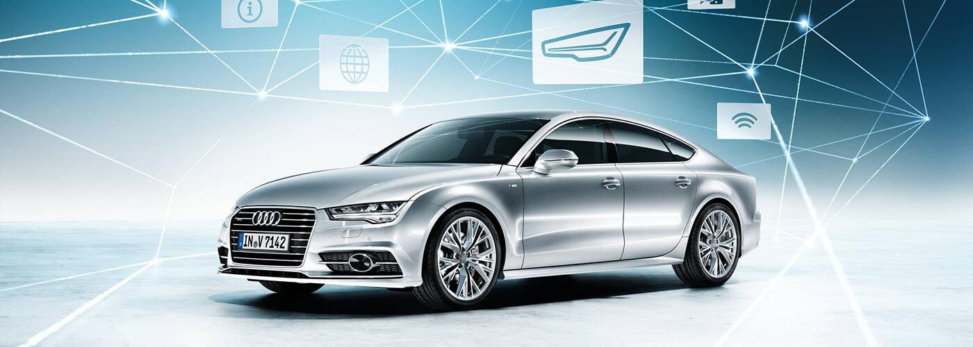 Audi testuje możliwości sieci LTE