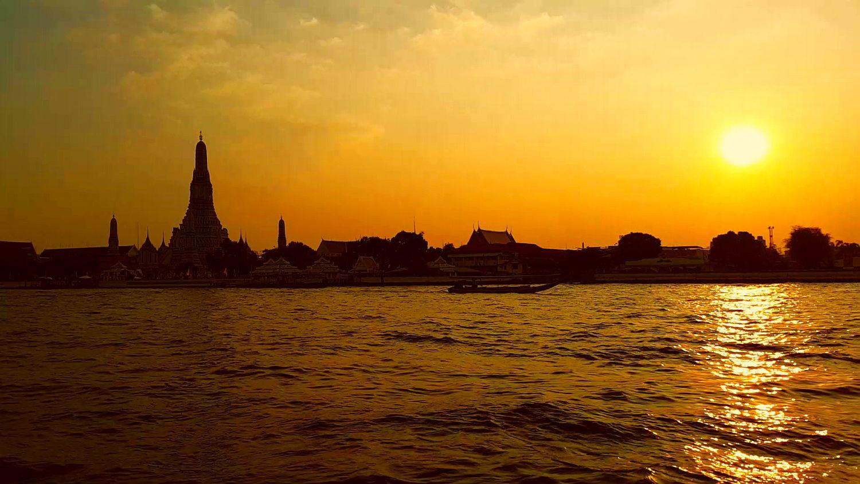 Tajlandia w dwa tygodnie - Wat Arun