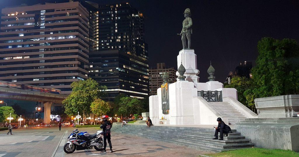 1# BANGKOK W JEDEN DZIEŃ - PARK LUMPINI