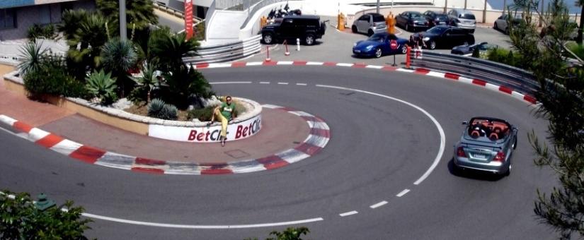 Pocztówka z Monte Carlo. Tu rządzi F1