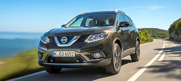 NISSAN X-TRAIL. KROWA WAGYU CZY STEAK HACHÉ?