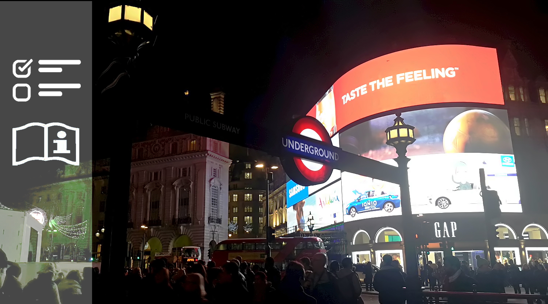 LONDYN. KOMUNIKACYJNA DŻUNGLA Z KRÓLEWSKIM OGRODNIKIEM