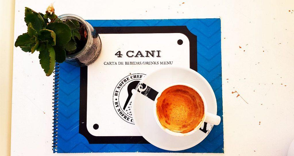 hiszpańska kawa