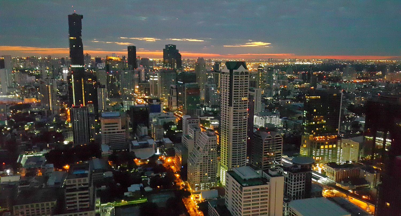 Tajlandia w dwa tygodnie - Bangkok