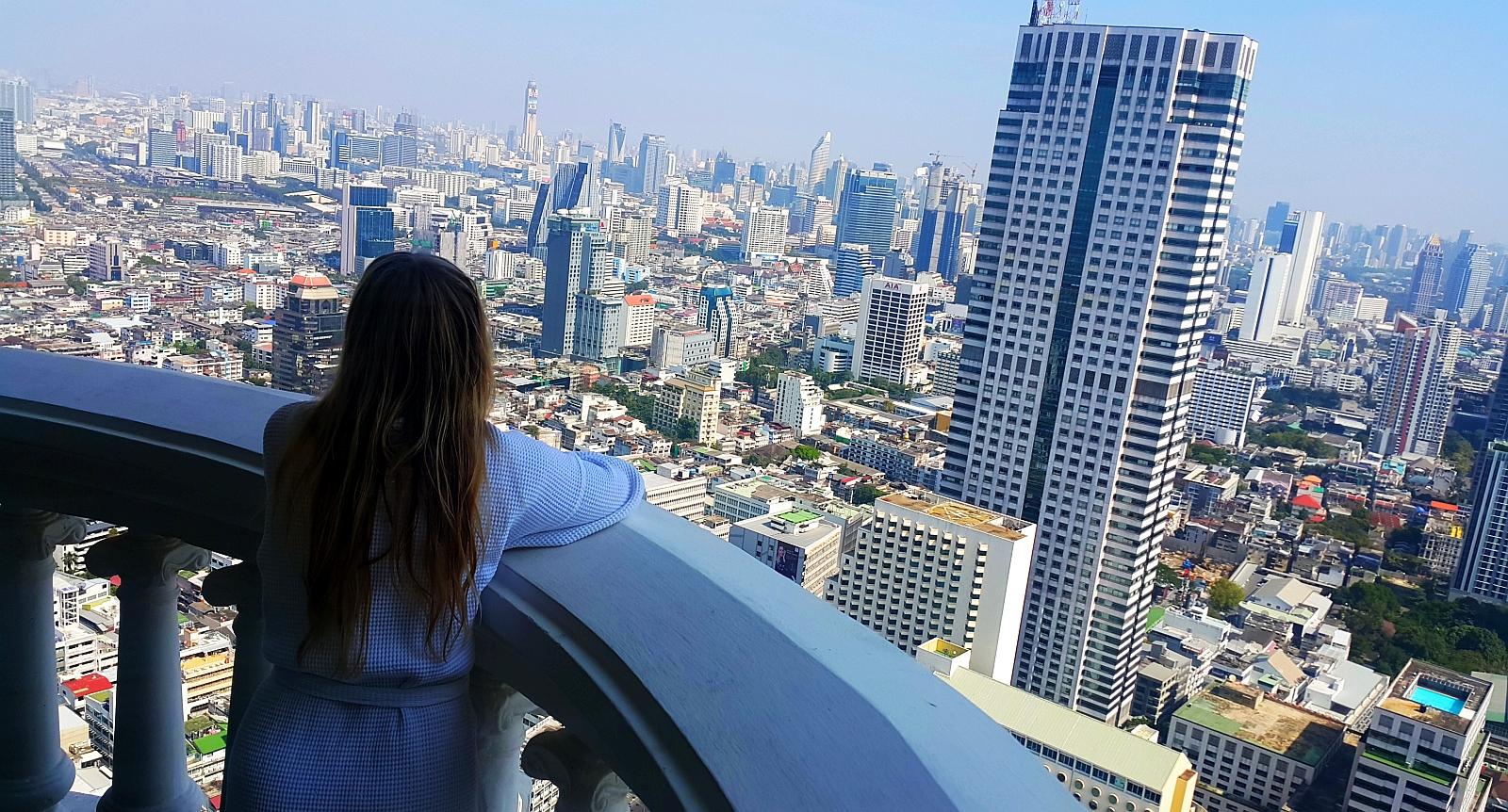 Lebua at State Tower Bangkok - Kac Vegas