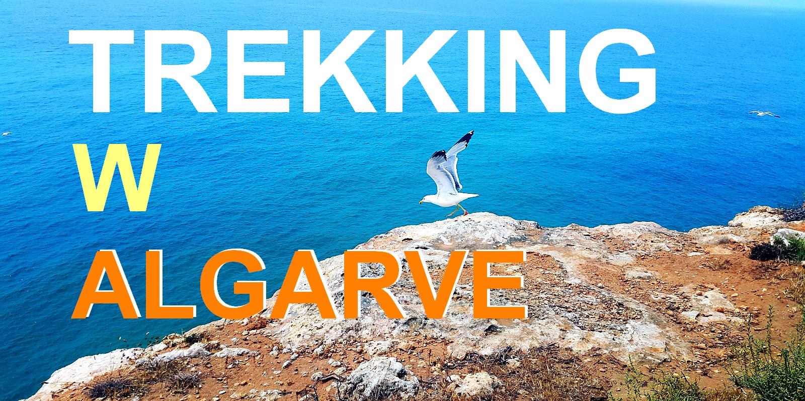 Trekking w Algarve. Południe Portugalii