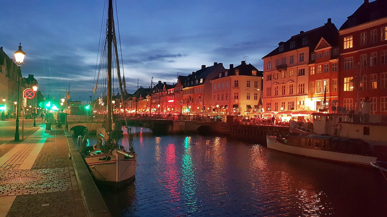Nyhavn Kopenhaga