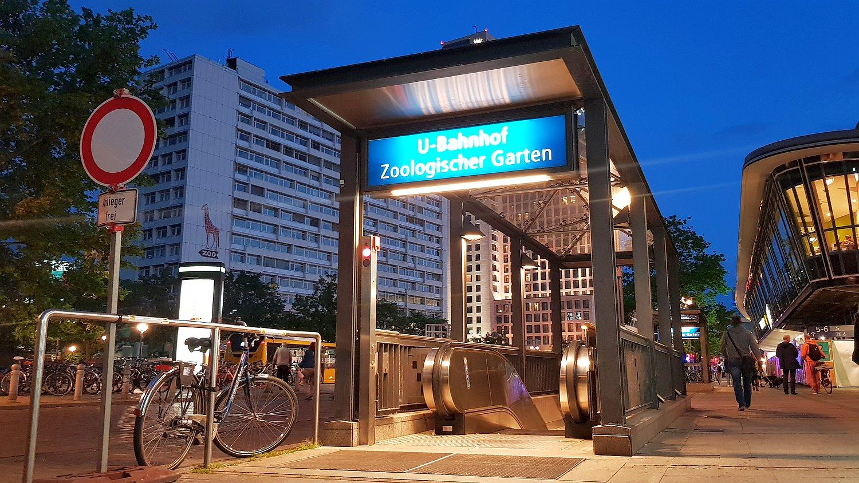 zoo station berlin