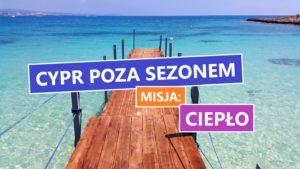 Cypr jesienią i wiosną