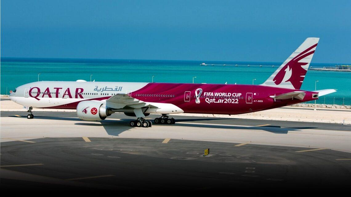 Qatar Airlines – pierwszy lot dla zaszczepionych